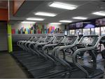 Fit n Fast Sydenham Gym Fitness Rows of state of the art cardio
