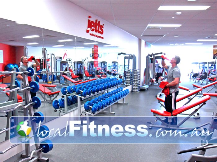 Jetts Fitness Near Ascot Vale No crowds means faster workouts at Jetts Fitness Flemington gym.