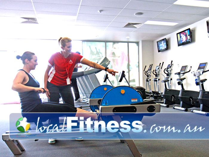 Jetts Fitness Flemington We provide as much cardio variety as bigger gyms but without the crowds.