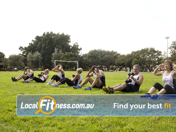 The Healthy Life Personal Training Rosebery Rosebery corporate group fitness training is a great way to team build.
