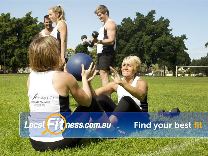 The Healthy Life Personal Training Near Pagewood Enjoy the atmosphere of working out with like-minded individuals.