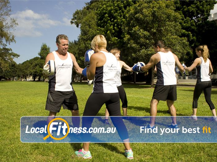 The Healthy Life Personal Training Rosebery We pride ourselves on delivering effective, challenging and fun workouts.
