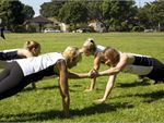 The Healthy Life Personal Training Rosebery Gym Fitness Work as a team and achieve