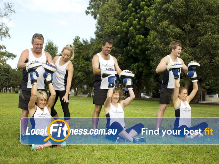 The Healthy Life Personal Training Near Pagewood Rosebery involves circuit training, cardio boxing and more.