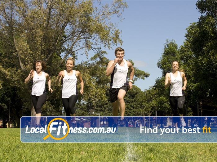 The Healthy Life Personal Training Rosebery Smaller personalised classes means more attention for you
