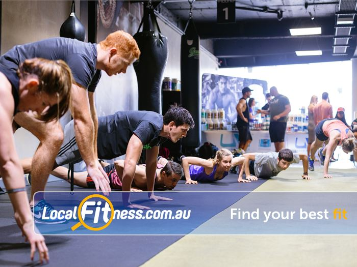 12 Round Fitness Gym St Peters    Train harder and see results with HIIT and