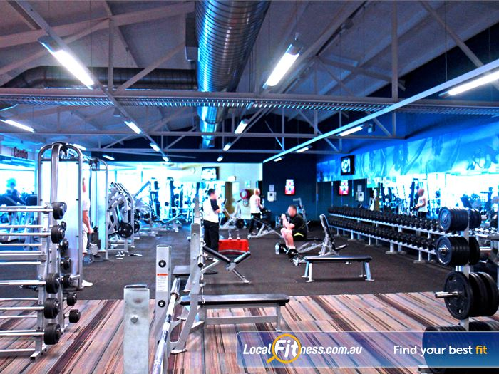 Goodlife Health Clubs Gym Hindmarsh    Our Marion gym offers an extensive range of