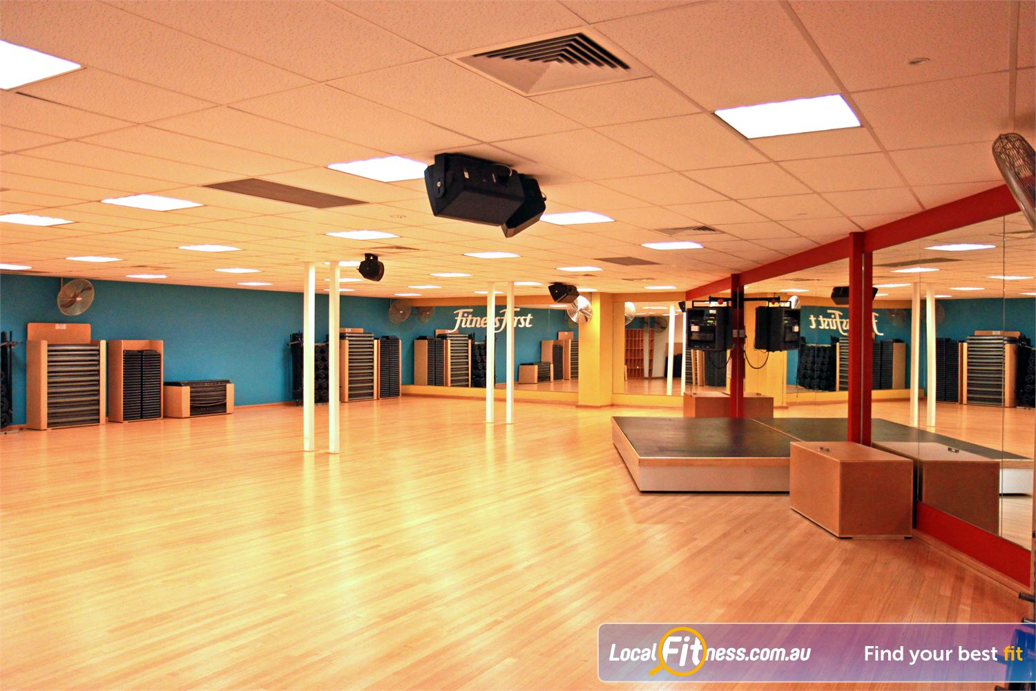 Goodlife Health Clubs Near Oaklands Park Marion Pilates, Yoga, Zumba and more.