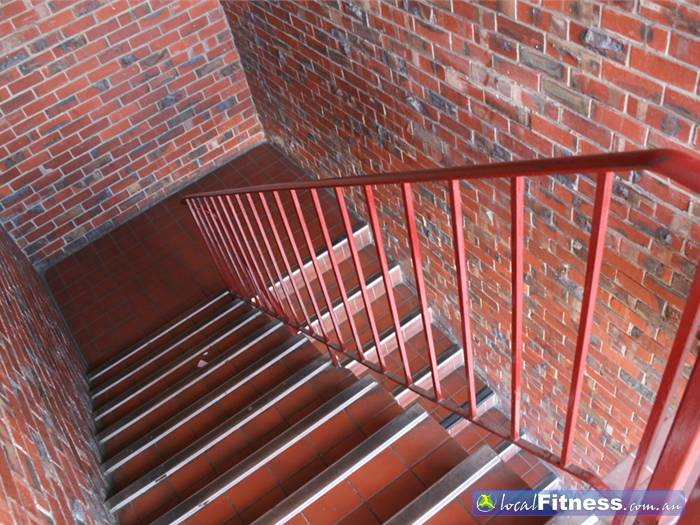 Body World Near Ripponlea Try our stair training to increase your heart rate.