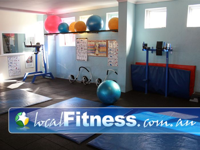 Body World Near St Kilda East Our huge stretching area shows we know fitness is not just about weights.