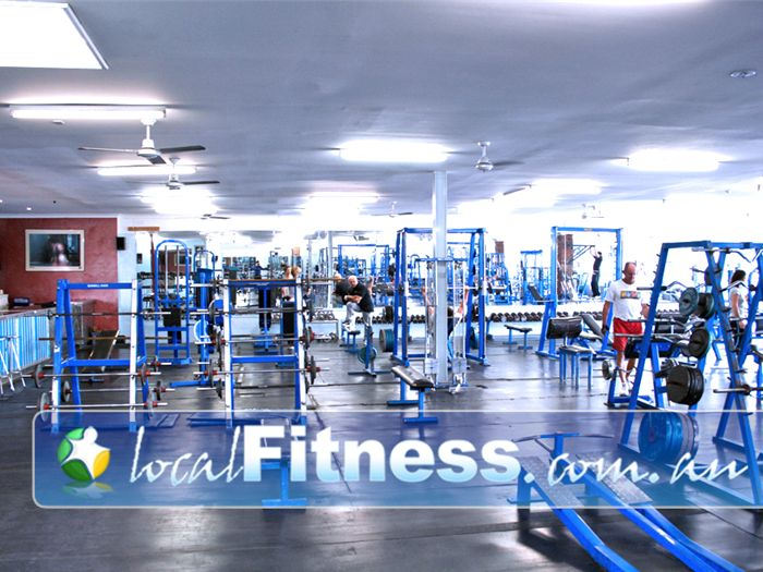 Body World Balaclava Melbourne's best free weights gym for men and women.