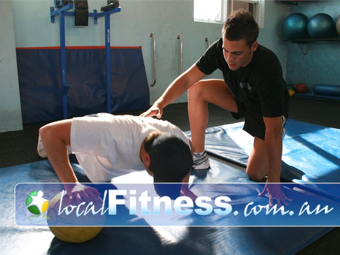Body World Near Ripponlea Our trainers will bring variety into your workouts.