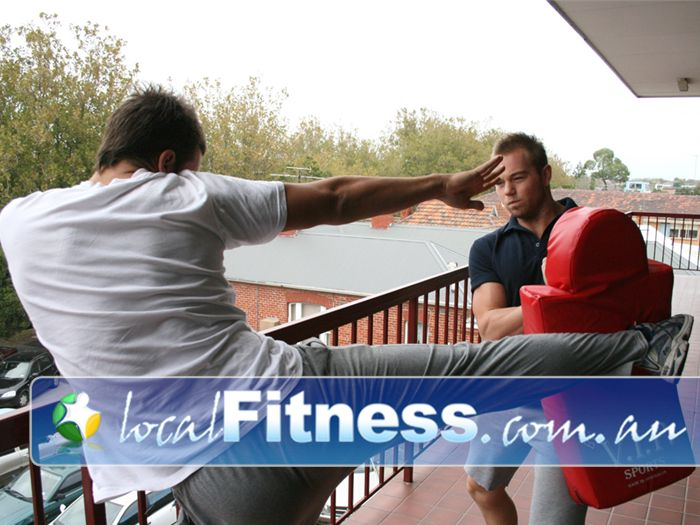 Body World Near St Kilda East Our trainers can bring your workout outside.