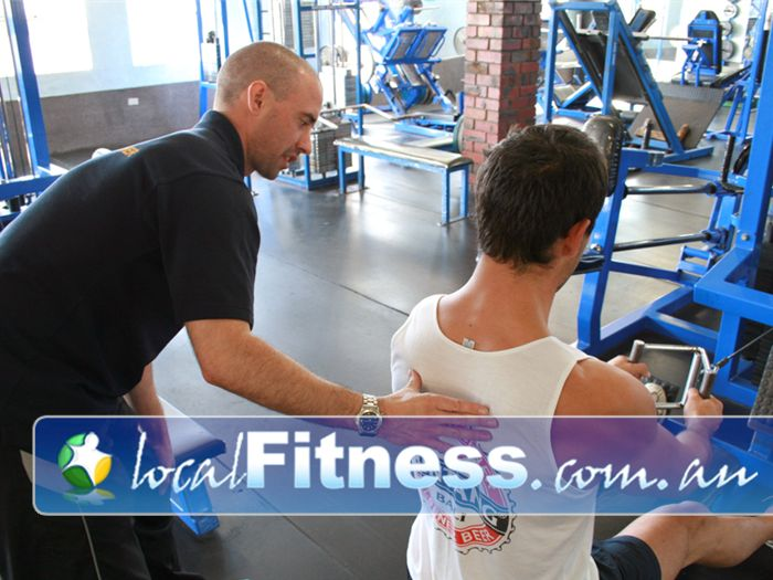 Body World Near St Kilda East We will show you how to use free-weights properly.