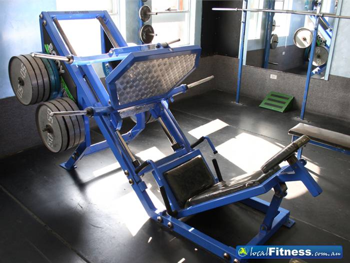 Body World Balaclava Heavy duty machines can support more than 1000kg.