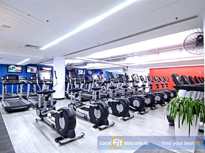 Goodlife Health Clubs Queen St Gym Windsor  | Our state of the art Brisbane gym is