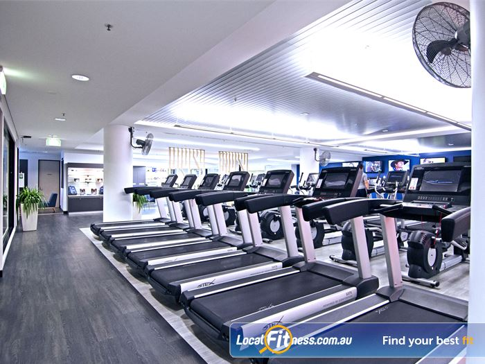 Goodlife Health Clubs Queen St Gym Windsor  | Our Brisbane gym includes a comprehensive range of
