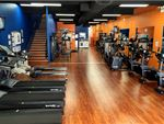 Cardio area includes treadmills, cycle bikes, rowers and