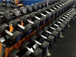 Our Sutherland gym includes a fully equipped free-weights