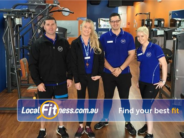 Plus Fitness 247 Near Woronora Our friendly team are ready to help you reach your goals.