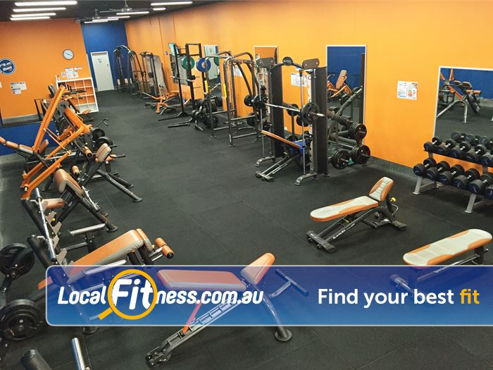 Plus Fitness 247 Sutherland Welcome to Plus Fitness 24/7 Sutherland gym.