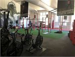 World Gym Mount Riverview Gym Fitness Concept 2 SkiErg, airdyne