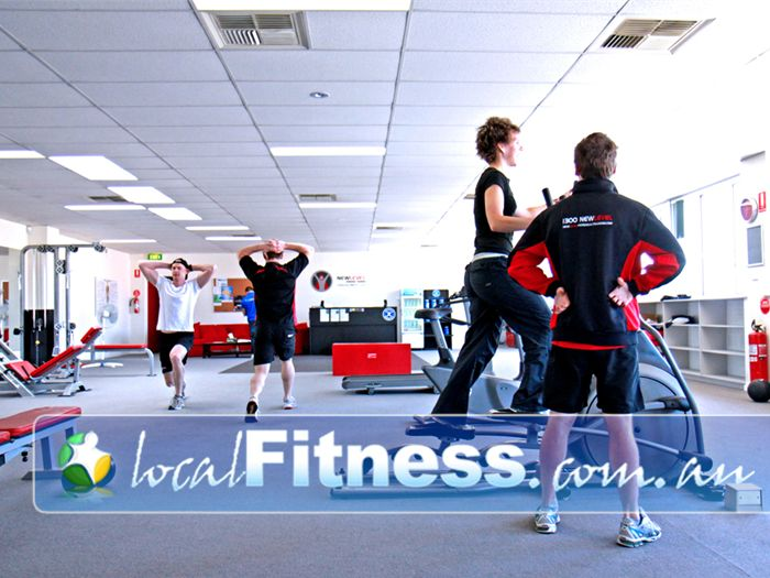 New Level Personal Training Williamstown Our private studio has a full range of cardio equipment.<br /><br /><br />