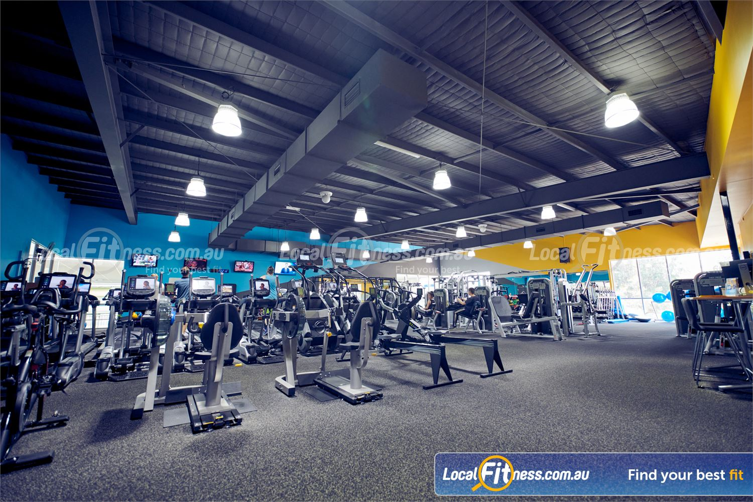 Knox Leisureworks Boronia Welcome to the fully equipped Lower Boronia gym at Knox.