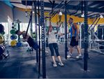 The Knox Leisureworks Boronia gym includes a dedicated