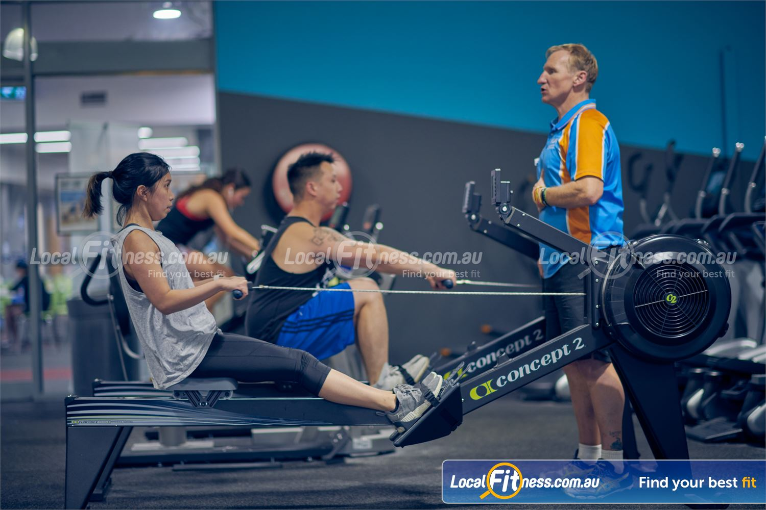 Knox Leisureworks Near Ferny Creek Our trainers can help you with your weight-loss goals in Boronia.