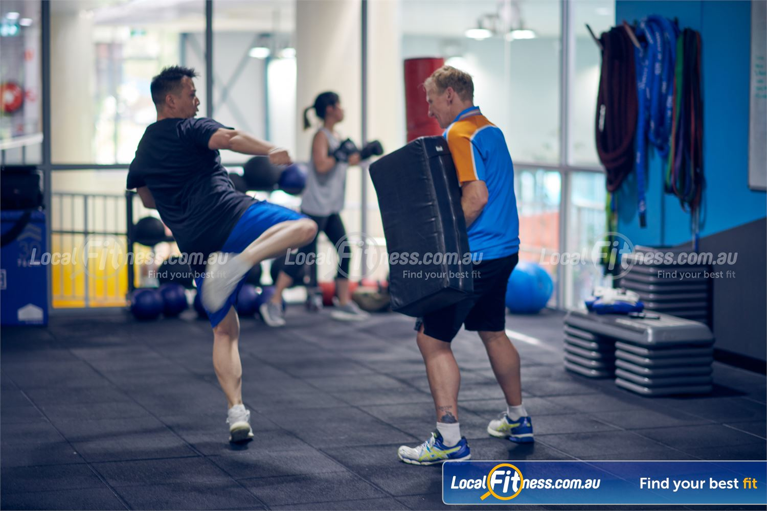 Knox Leisureworks Near Ferntree Gully Challenge your fitness with our range of Boronia HIIT gym classes.