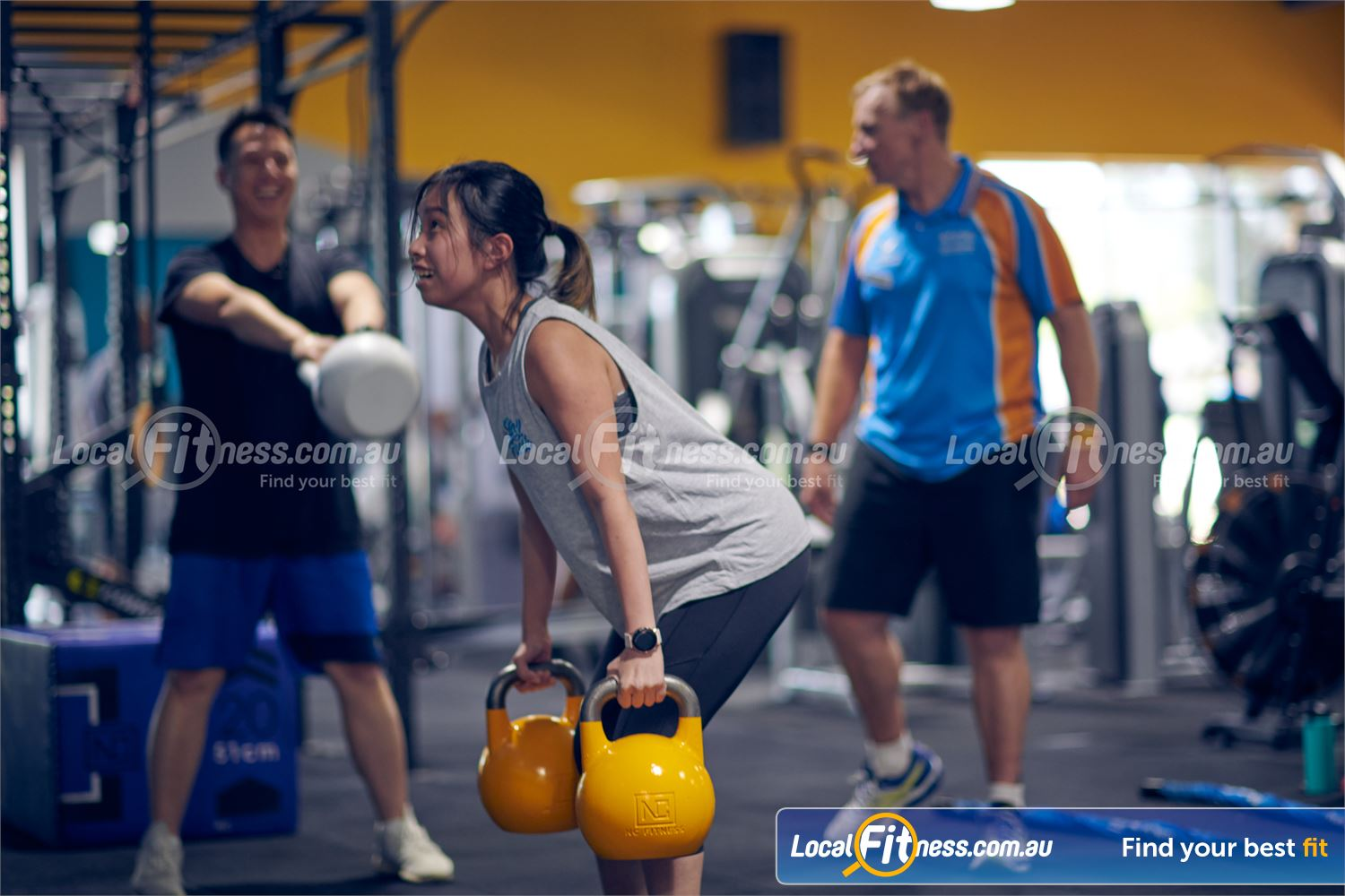 Knox Leisureworks Boronia Get a high intensity workout with our HIIT classes.