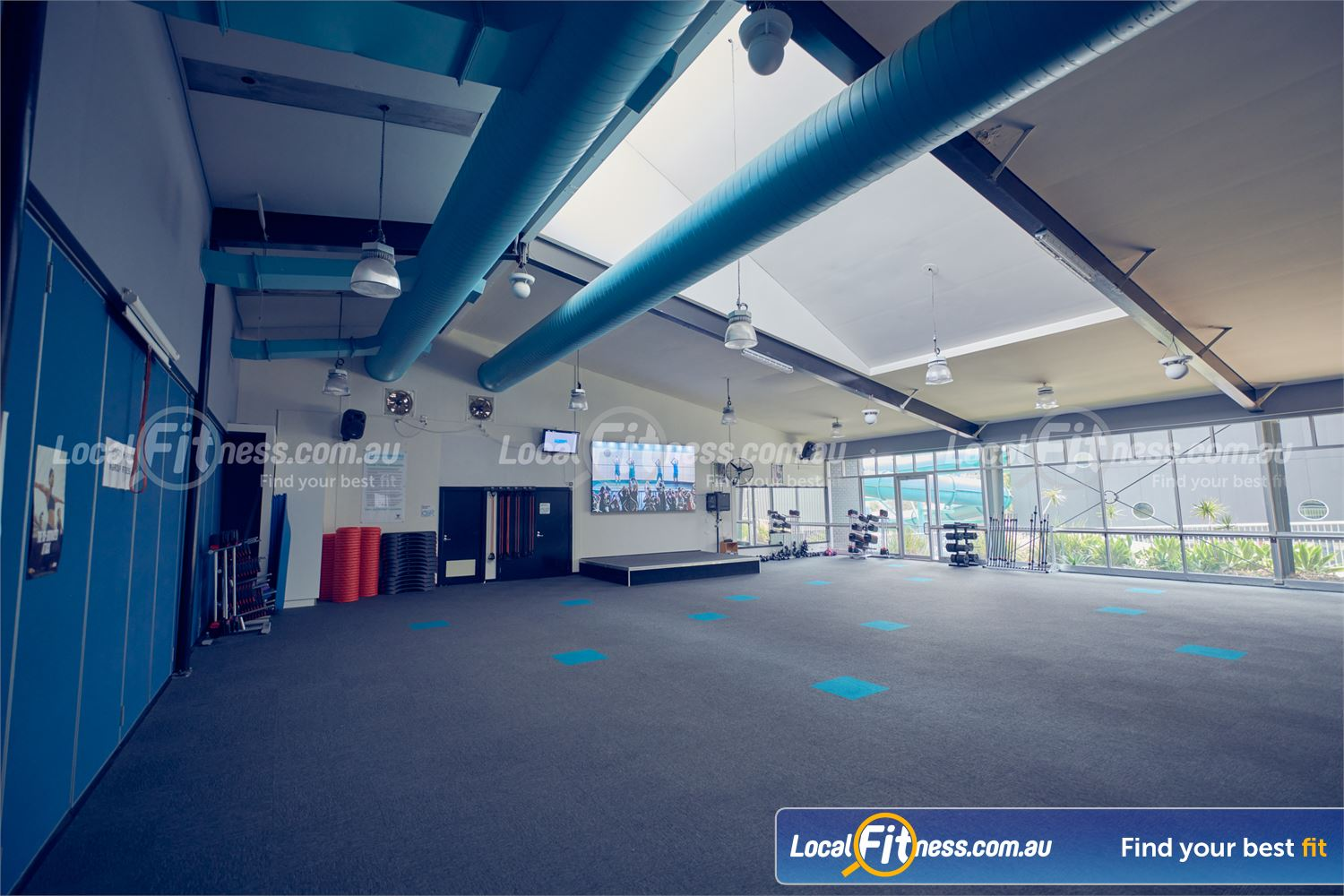 Knox Leisureworks Near Tremont Over 160 classes per week inc. Boronia Yoga, Pilates, Zumba, Les Mills and more.