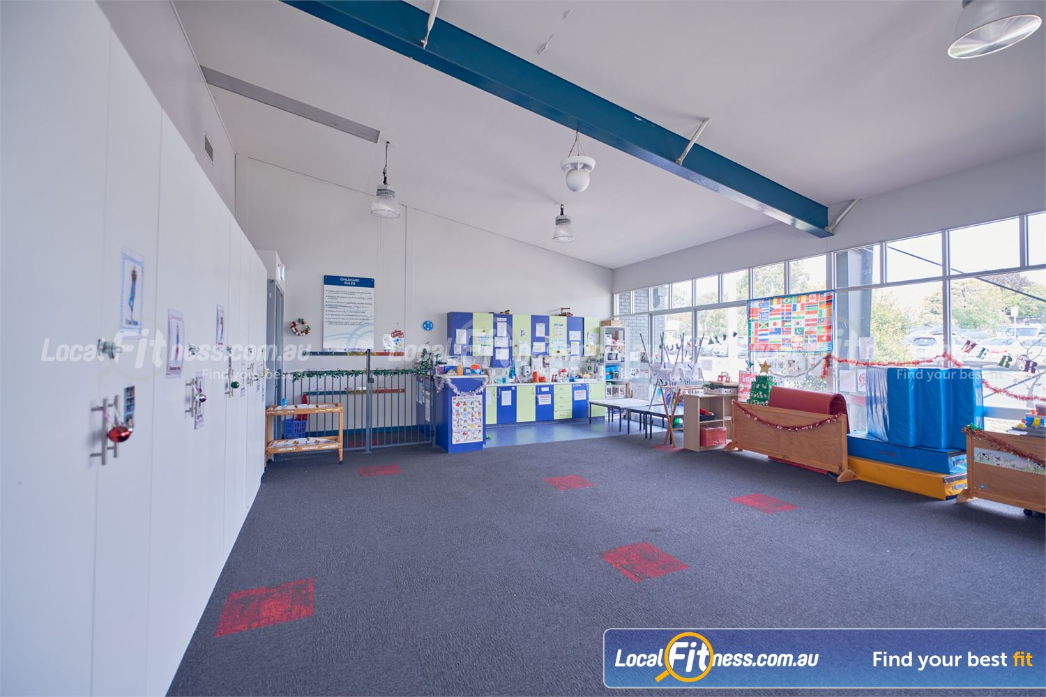 Knox Leisureworks Near Ferny Creek On-site Boronia Child care for busy parents.