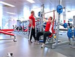 Jetts Fitness Docklands Gym Fitness Accelerate your free-weight