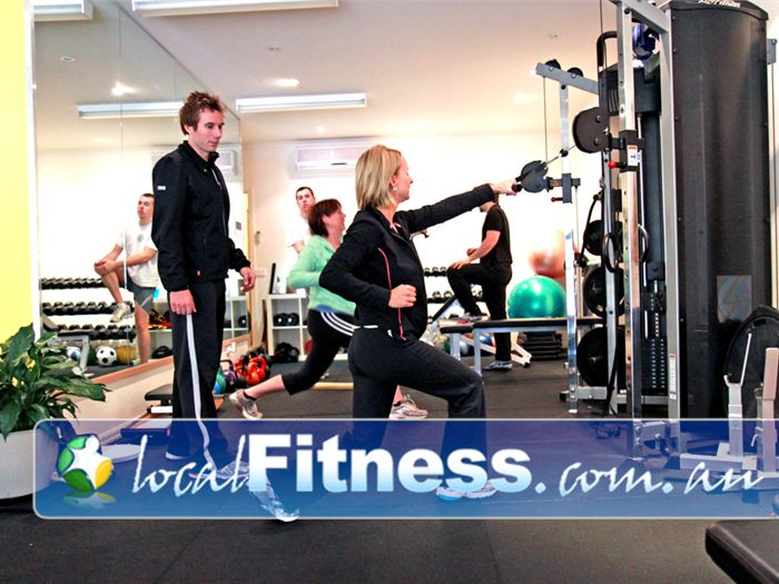 Correct Personal Training & Corrective Exercise Black Rock Highest quality Black Rock personal training.
