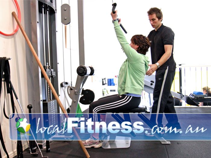 Correct Personal Training & Corrective Exercise Black Rock Correct personal trainers provide excellent care and attention.