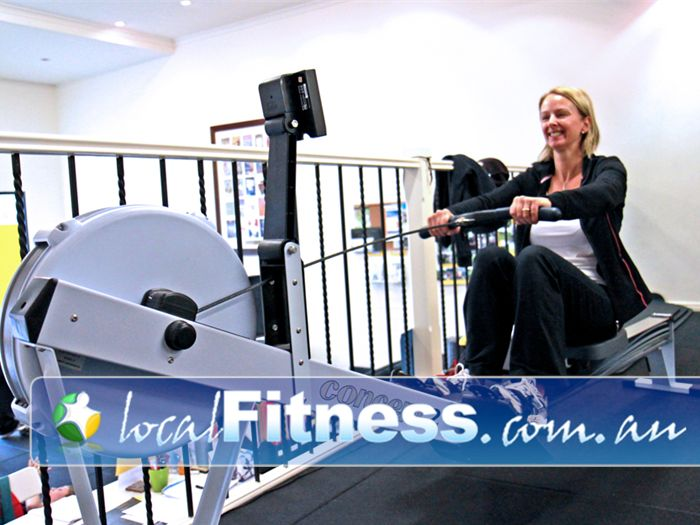 Correct Personal Training & Corrective Exercise Near Parkdale Correct provides a range of cardio equipment.