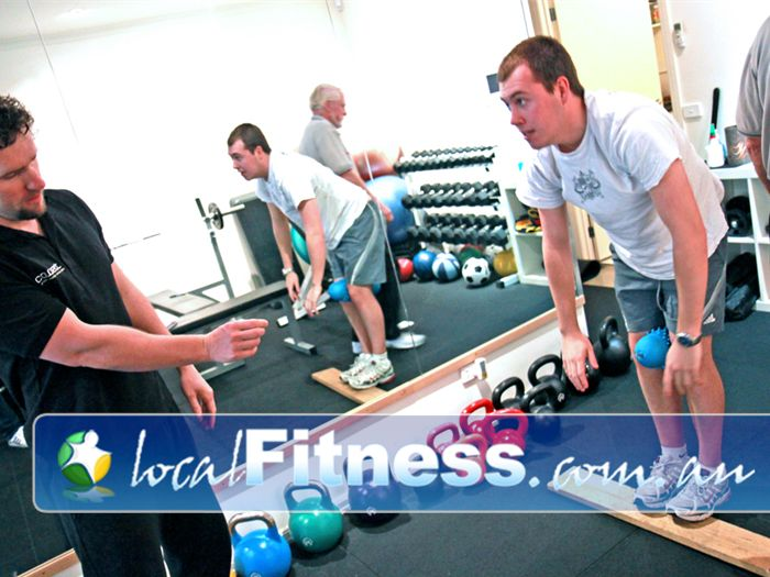 Correct Personal Training & Corrective Exercise Black Rock Our personal trainers have experience in helping clients achieve better health.