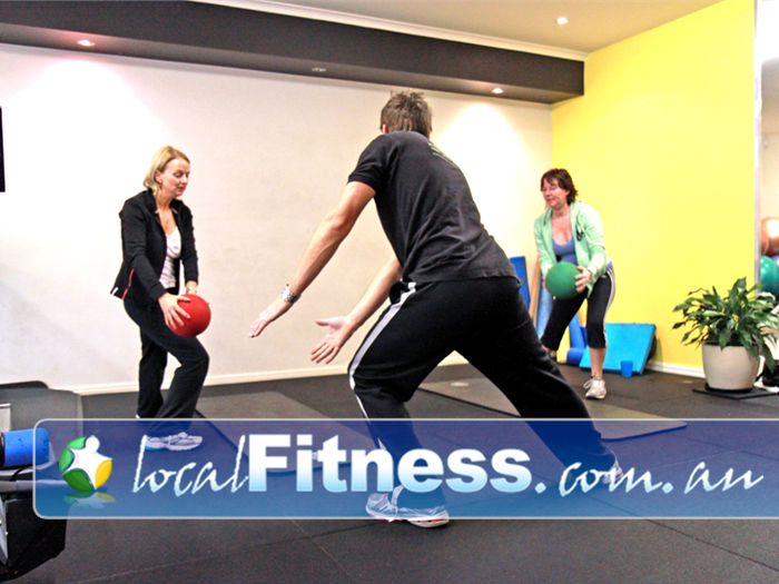 Correct Personal Training & Corrective Exercise Black Rock Group training with individualised programs to suit you.