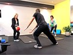 Correct Personal Training & Corrective Exercise Black Rock Gym Fitness Group training with