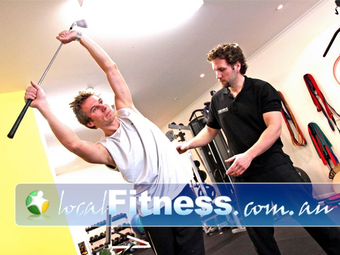 Correct Personal Training & Corrective Exercise Near Bentleigh We help improve the health of you, the athlete.