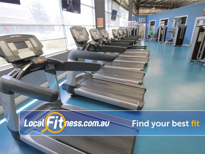 Rising Up Fitness Near Hampton Park Our 24 hour Narre Warren gym provides a spacious gym floor.
