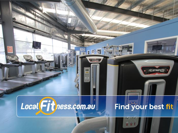 Rising Up Fitness Near Hampton Park Our 24/7 Narre Warren gym includes state of the art strength equipment.
