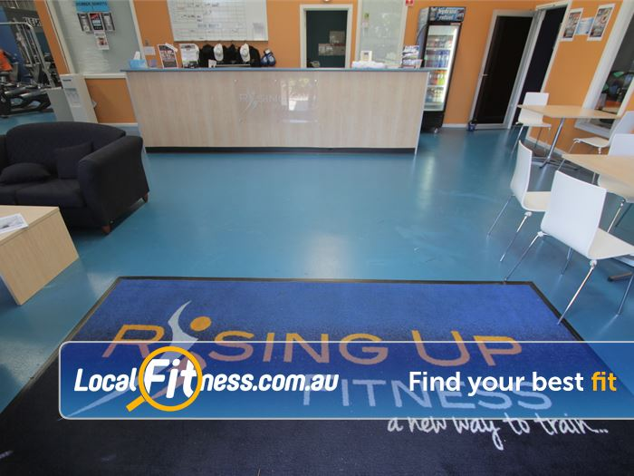Rising Up Fitness Near Berwick Meet our friendly and professional team every time you come in.