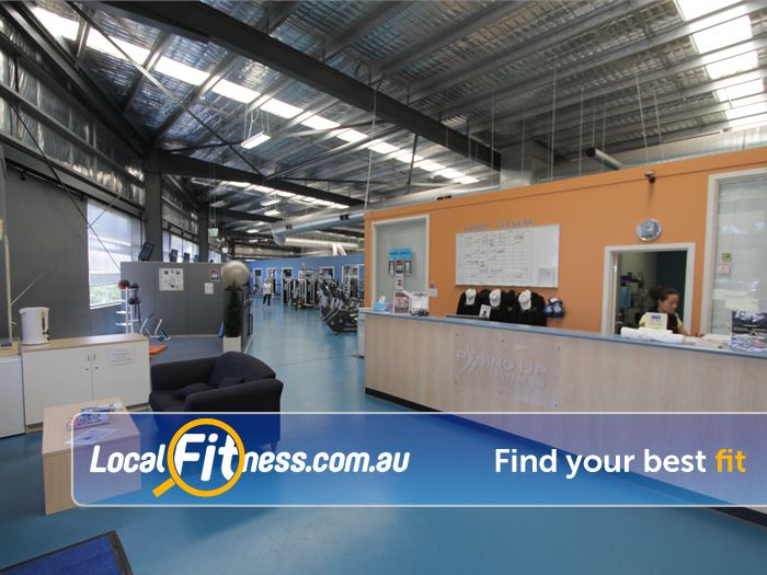 Rising Up Fitness Narre Warren Our Narre Warren gym is a family owned and run business.