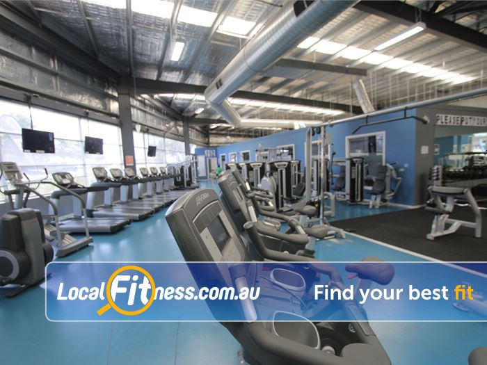 Rising Up Fitness Near Fountain Gate Train when you want with 24 hour Narre Warren gym access.