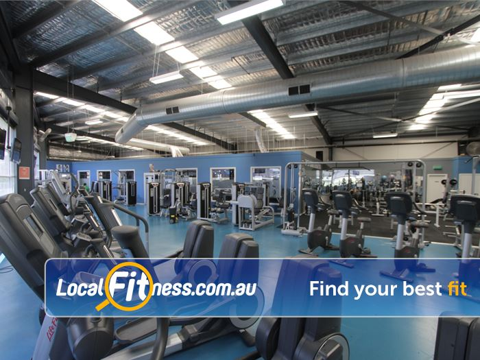 Rising Up Fitness Near Berwick Cross trainers, cycle bikes, treadmills and more.
