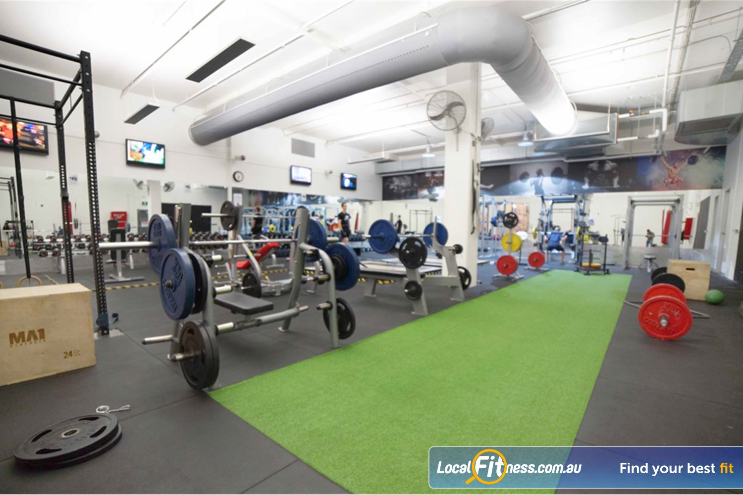Goodlife Health Clubs South Melbourne Welcome to latest Goodlife South Melbourne gym.