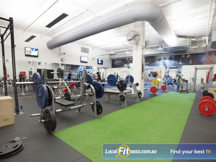 Re-Creation Health Clubs Gym St Kilda  | Welcome to Recreation South Melbourne 24/7 gym.